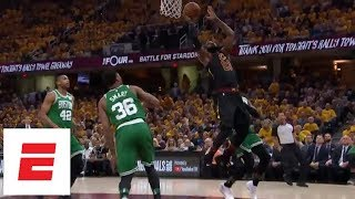 Pregame, in-game, postgame: What went down between Cavaliers and Celtics in Game 4 | ESPN