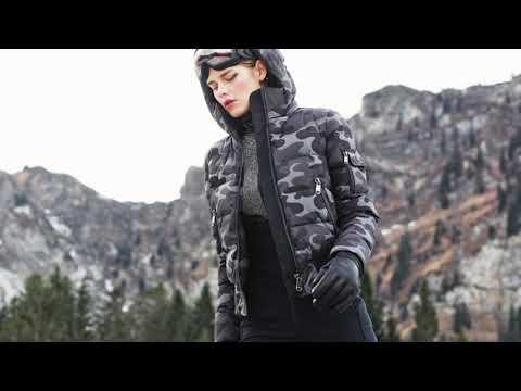 Goldbergh Katana Womens Ski Jacket in Jungle