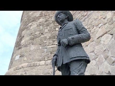 إسبانيا تزيل آخر تماثيل الديكتاتور فرانكو من مليلية