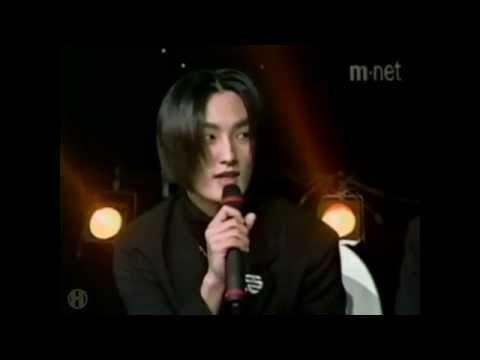 강타(Kangta).H.O.T. 4집.Mnet 핫라인스쿨.H.O.T. 스페셜