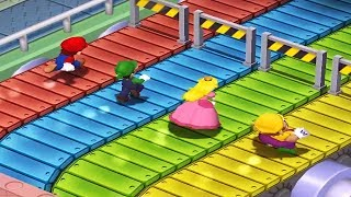 Mario Party 7 - All 4-Player Minigames