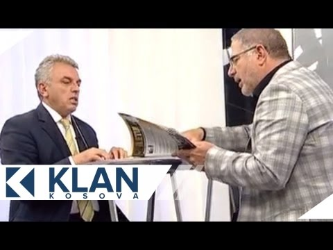 ZONA B: Mysafir: Mustafa Bajrami - 02.09.2013 - KLANKOSOVA.tv