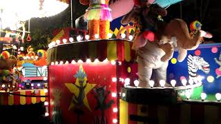 North Petherton Carnival 2018 One Plus One CC Afro Circus