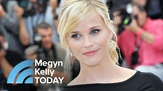 Reese Witherspoon Reveals She Was Sexually Assaulted At Age 16 | Megyn Kelly TODAY