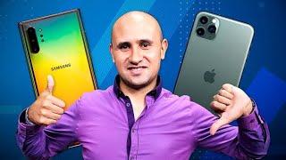 ¿iPhone 11 Pro? Mejor comprar un Galaxy Note 10