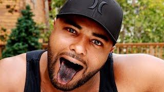 Black Guy does Kool-Aid Challenge