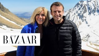 The Story Behind French President-elect Emmanuel Macron And Brigitte Trogneux's 10 Year Marriage