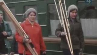 Зима в Москве 1979