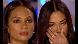 Shanaya Leaves Judges In TEARS With Her Rendition of  'Say Something'   Audition 1   The X Factor UK