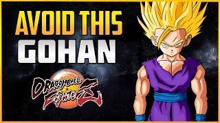 DBFZ▰ You're Not Ready For Khalil's Teen Gohan 【Dragon Ball FighterZ】