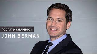 Celebrity Jeopardy! Winners Circle - John Berman