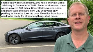 TinkerTry'd Tesla Model 3 known-good interior and exterior accessories close look