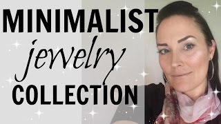 MINIMALIST JEWELRY COLLECTION  ● JEWELRY COLLECTION TOUR