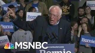 Sanders To Bloomberg: 'You Ain't Gonna Buy This Election'   MSNBC