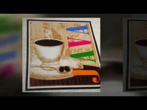 Cómo dar un toque de decoración con telas de cocina
