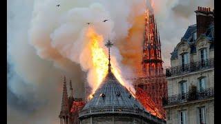 Disney donates $5 million to help rebuild Notre Dame