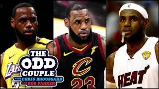 Chris Broussard & Rob Parker - Is 'Playoff LeBron' The Most Exciting Athlete in Sports?