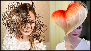 Top 10 Amazing Hairstyle Tutorial Compilations