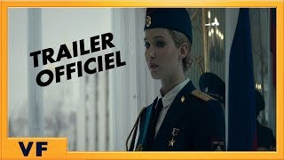 Red sparrow :  bande-annonce VF