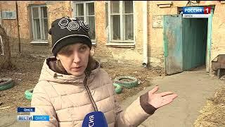 Оказаться под завалами собственных квартир опасаются жители дома на улице 10 лет Октября