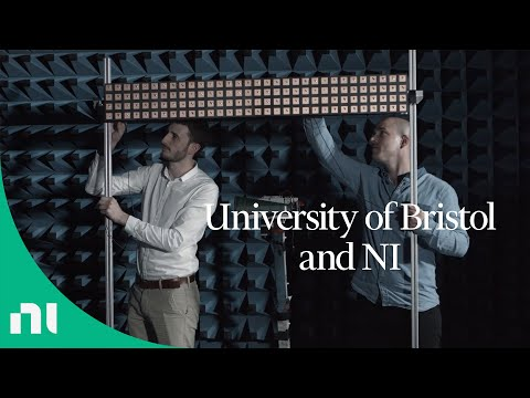 Massive MIMO at Bristol and Lund Universities