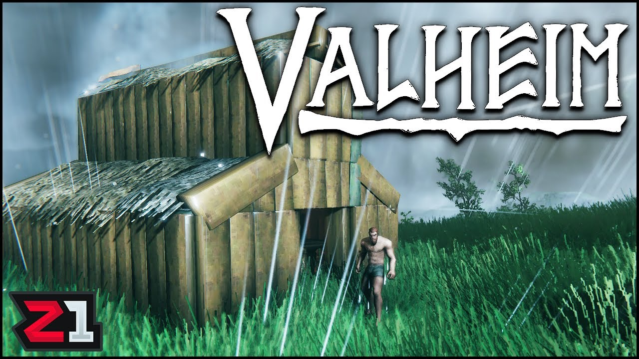 Finding The PERFECT Base Place ! Valheim Hearth and Home UPDATE! | Z1 Gaming
