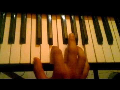 Luis Carlitos La Mona Jimenez Tutorial para Piano