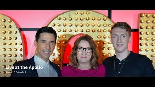 Live at the Apollo. Sarah Millican, Joe Lycett, Russell Kane. Nov 2014