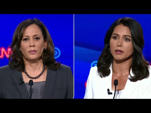 Post-Debate Fact Check: Tulsi Gabbard Calls Out Kamala Harris