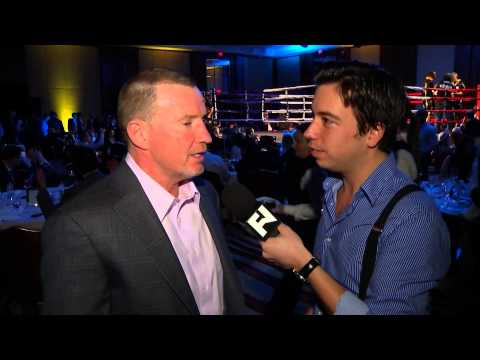 Micky Ward Interview On Gatti's Induction, Training Fighters And His ...