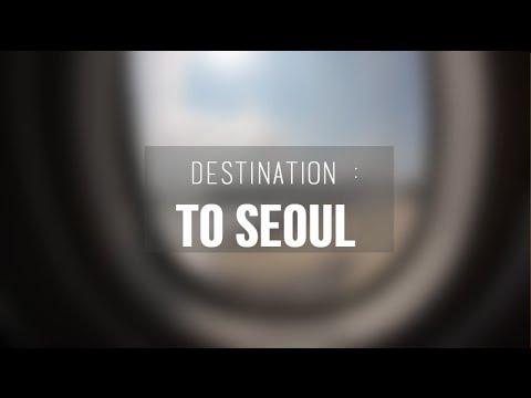 [VLOG] Seoul, Korea | Summer Trip 2014