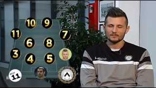 UDINESE CHANNEL - La Top 11 di Cyril Thereau
