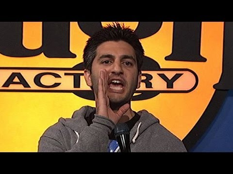 Amir K | Middle Eastern Dad | Stand-Up Comedy