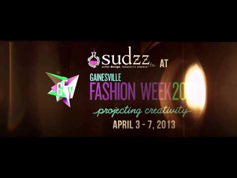 SUDZZfx @ Gainesville Fashion Week Teaser 2013
