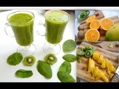 Jak zrobić zielony smoothie