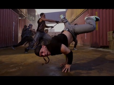 Step Up Revolution - Official Trailer 2012 - Step Up 4 (HD)