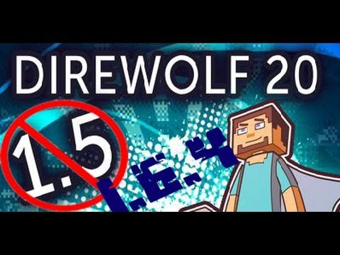 Direwolf20 1 6 4 server let s play episode 2 tinkers construct time
