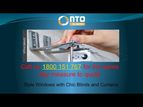 Onto Blinds Melbourne Measurement