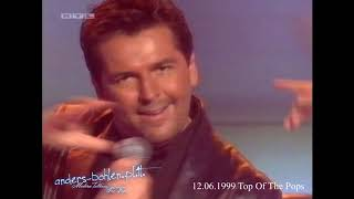 Modern Talking 12.06.1999 Top Of The Pops