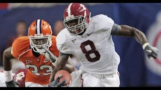 The Game That Started Alabama Dynasty
