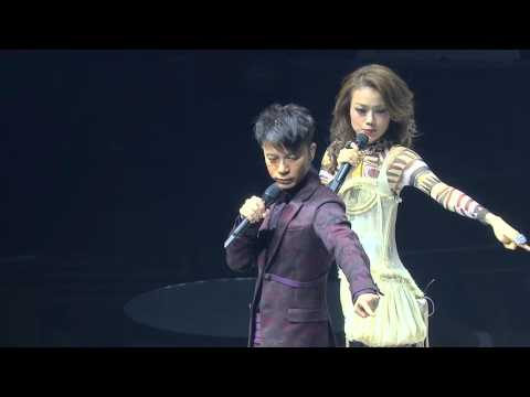 容祖儿李克勤2015演唱会 | Joey Yung x Hacken Lee Concert 2015