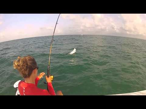 Boca Grande tarpon season has begun!