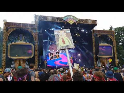 Big Wild - Closing Song live at Electric Forest 6/29/17