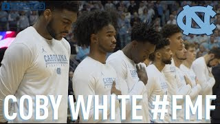 UNC Freshman Coby White is Playing For His Father | CBS SPORTS HQ