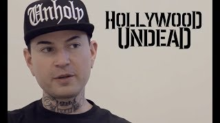 THE STORY OF HOLLYWOOD UNDEAD | (2008-2018)