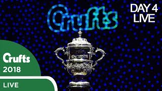 Day 4 Live Stream | Crufts 2018