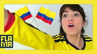 Signs You're Colombian
