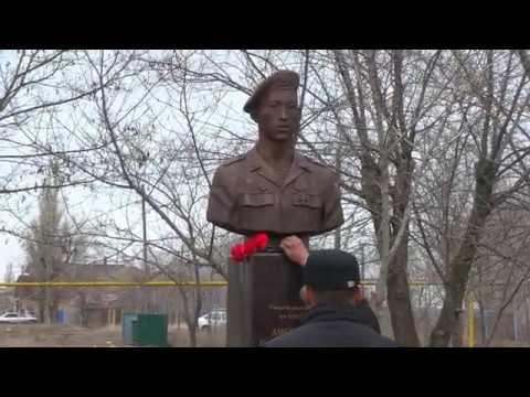 Торжественное мероприятие, посвященное памяти воинов 6-й десантной роты