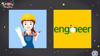 """Kids vocabulary compilation ver.2 - Words Cards starting with E, e - Repeat after """"Ting (sound)"""""""