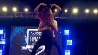 WOD final dance